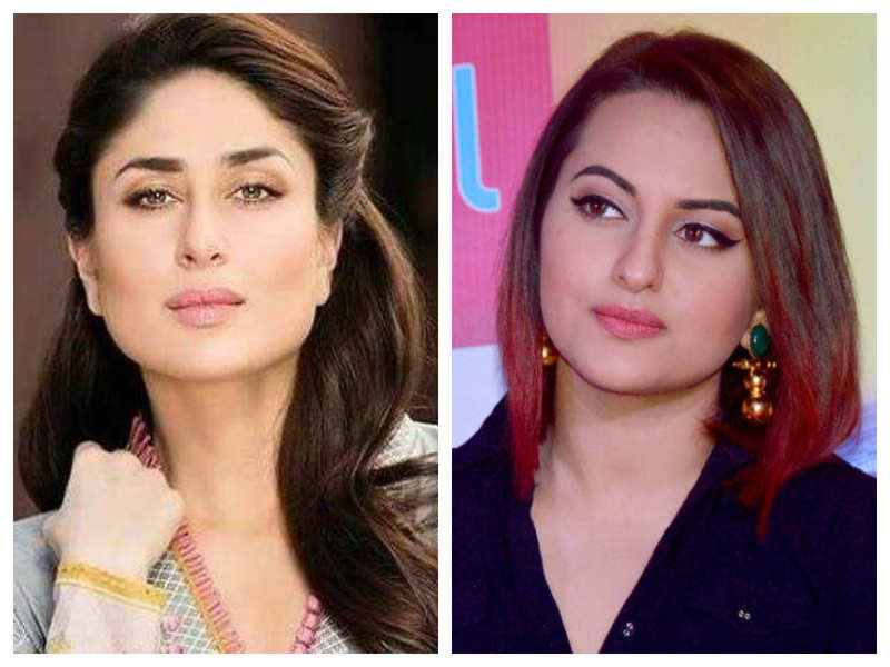 """Throwback Tuesday: When Kareena Kapoor Khan suggested """"being a housewife"""" as an alternate career for Sonakshi Sinha"""