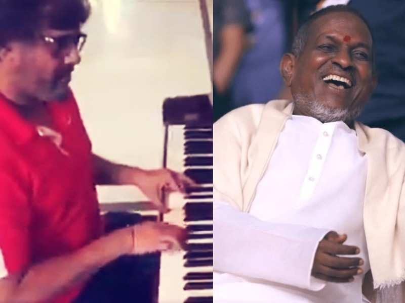 Vivek plays an incredible song and makes an impressive birthday wish for Ilayaraja
