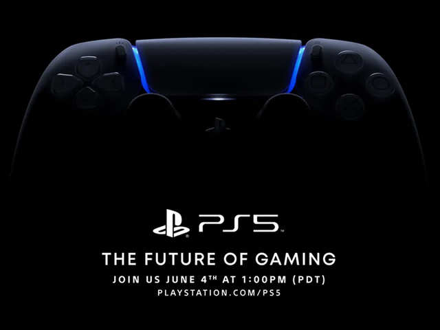 Sony postpones its PlayStation 5 event scheduled for June 4