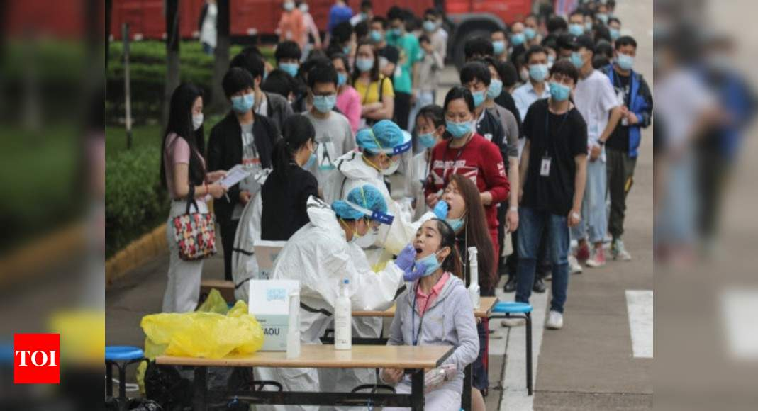 Wuhan Coronavirus Cases: China's Wuhan tests 10 million people; finds 300 asymptomatic cases | World News – Times of India