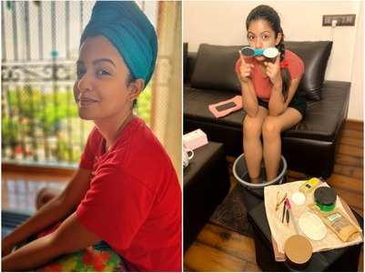Ishita Dutta gives tips for a glowing skin