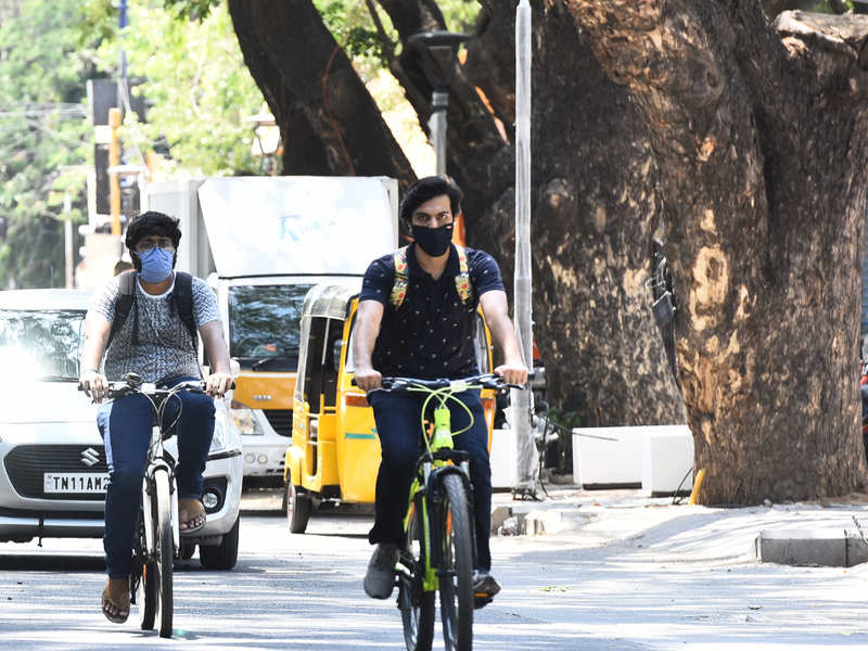 Cycling, the solution to commuting fears during pandemic? - Times of India