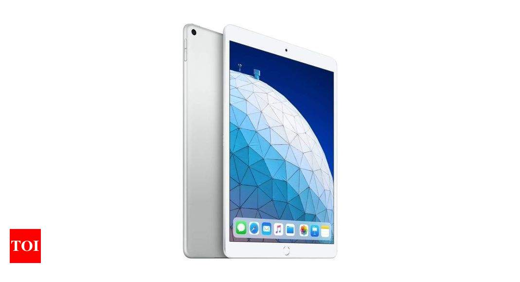 Pad Air 4th Gen The Next Ipad Air May Ship With Usb Type C Port Times Of India