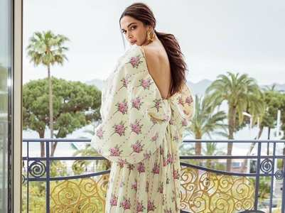 Deepika stuns in THIS beautiful floral piece