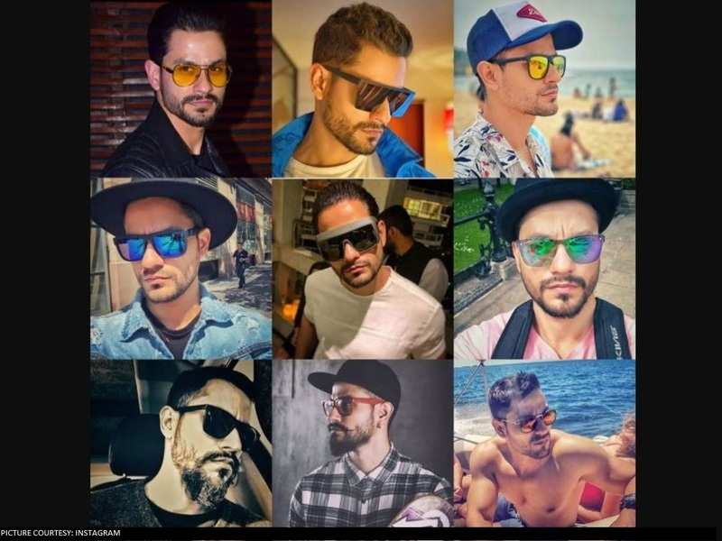 Kunal Kemmu's 'different shades of shades' is one of the coolest posts on the internet today