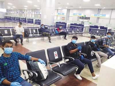 Around 1,000 Goan seafarers expected to land this week   Goa News ...