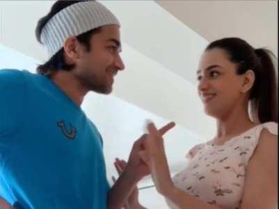 Smriti-Gautam are back with couple pranks