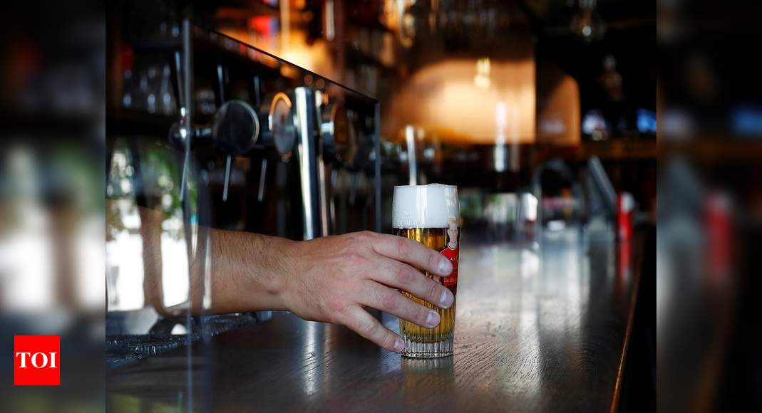 Belgium to open bars and restaurants but not nightclubs – Times of India