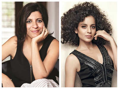 Zoya's special interest in Kangana Ranaut