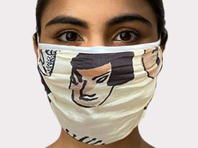 Are designer Covid masks the next wave of moral merchandising?