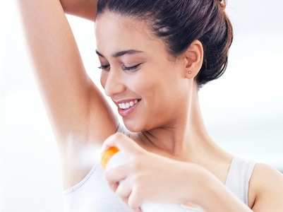 6 surprising ways to use a deodorant
