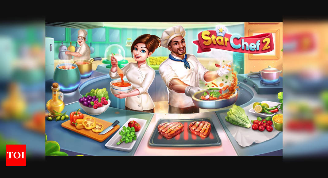 Star Chef 2:  Star Chef 2 releases worldwide on iOS, Android devices – Times of India