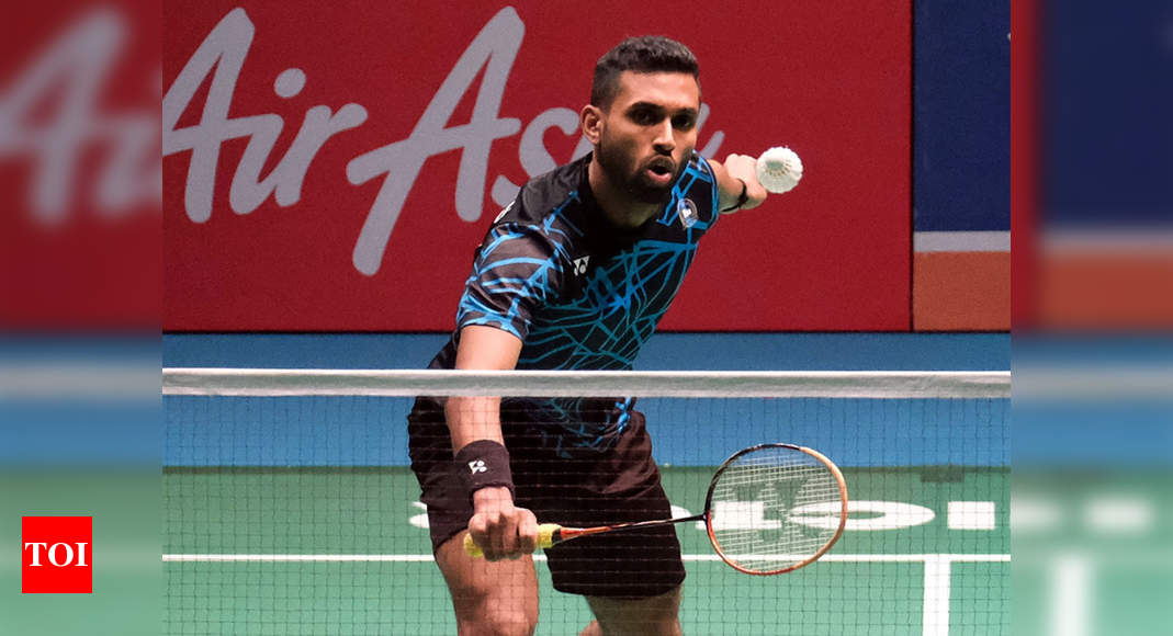 I've been in BAI's blacklist for long, says Prannoy after Arjuna snub | Badminton News – Times of India