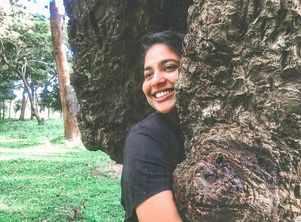 The unknown, 'wild' side of Srinda