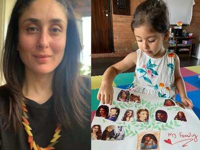 Bebo is all hearts for her niece Inaaya Naumi