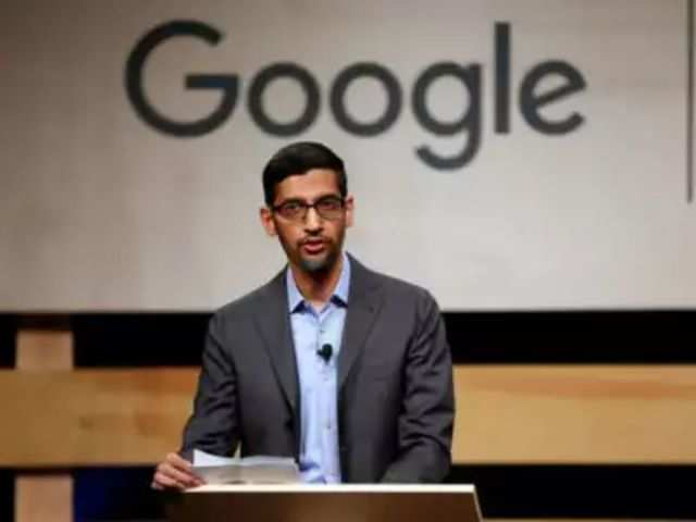 Read Google CEO Sundar Pichai's 'moment of silence' email to employees