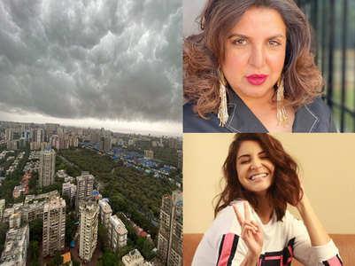 Bollywood celebs share dramatic sky pics