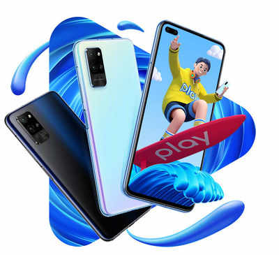 In China, the presentation of the flagship Honor Play4 Pro
