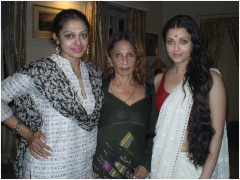 Throwback Thursday: When Shobana shared a frame with Bollywood beauty Aishwarya Rai Bachchan