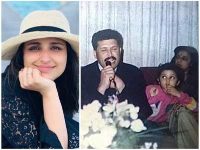 Parineeti pens heartfelt b'day wish for dad