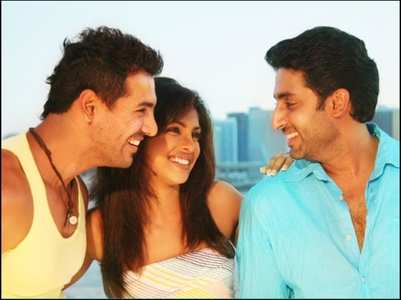 Dostana: John, PC were not the first choices