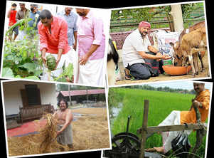World Environment Day: These Malayalam actors enjoy their time with nature