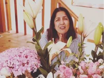 Video: B'day girl Neena thanks her fans