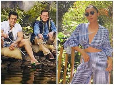 Environment Day: Pics of celebs amid nature