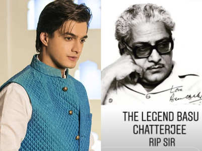 Mohsin remembers filmmaker Basu Chatterjee