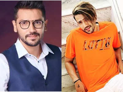 Romil Chaudhary sports a new look