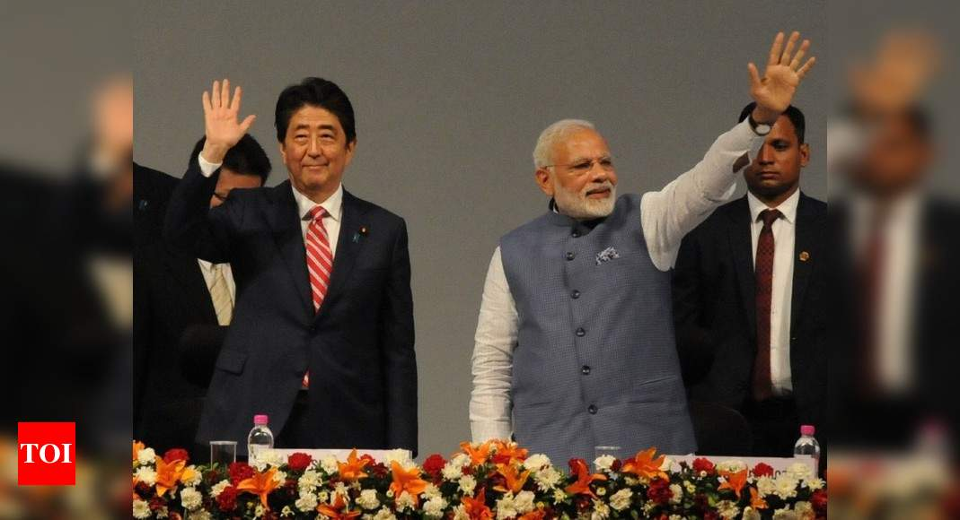 After US, France, South Korea, Singapore & Australia, India now looking to ink military logistics pact with Japan | India News – Times of India