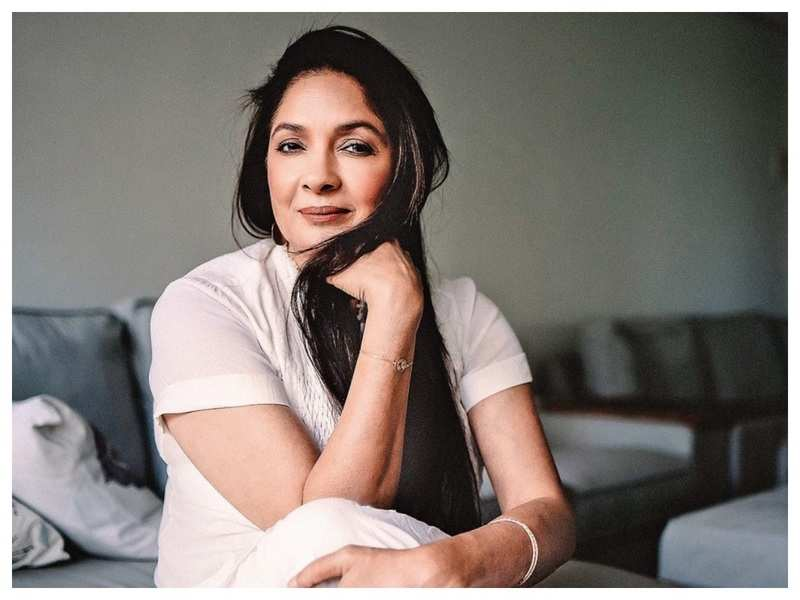 Neena Gupta feels she is not Amitabh Bachchan as there are no roles written specifically for women