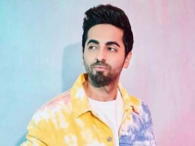 Ayushmann requests all to use water wisely