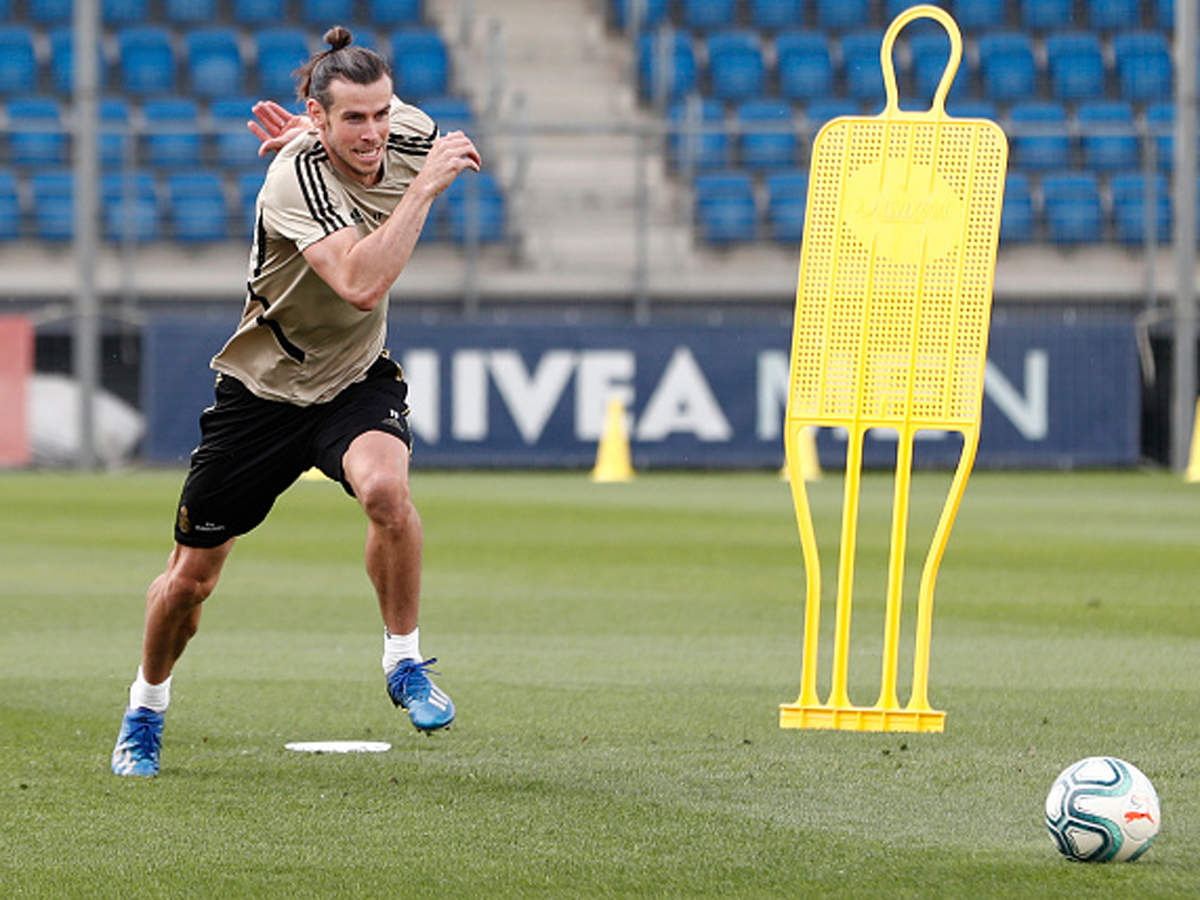 Gareth Bale Could Finish Career At Real Madrid Says Agent Football News Times Of India