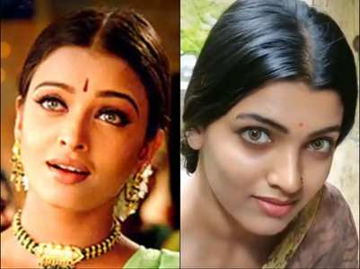 Aishwarya's doppelganger's video goes viral
