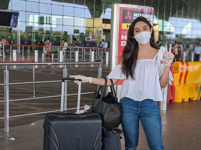Donal Bisht's on-flight experience