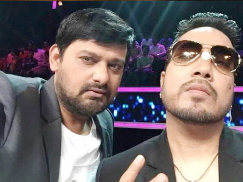 """Exclusive! """"Wajid Khan danced on those 4 lines of 'Chinta Ta Chita' to make me understand the feel of the song,"""" says Mika Singh as he remembers the music composer"""