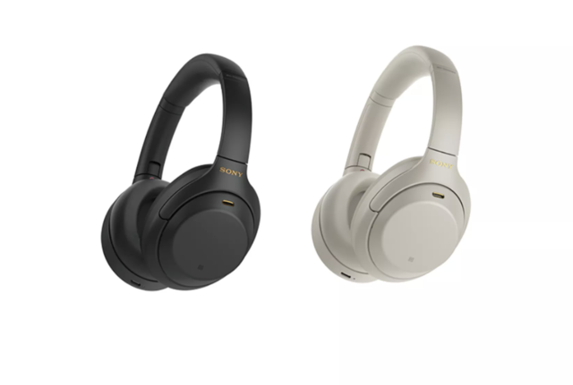 Sony WH-1000XM4 headphones listed online, specs revealed