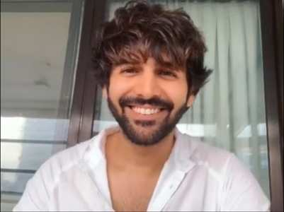 Kartik Aaryan shares one wish for Earth
