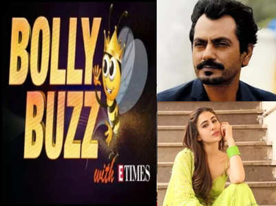 Bolly Buzz: Celebs who hit headlines today