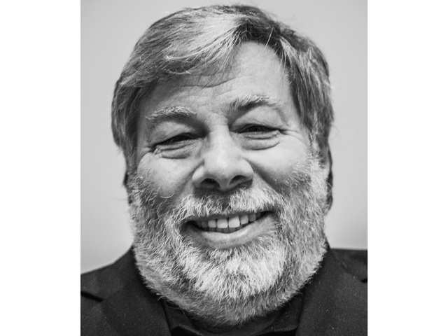 Apple co-founder Steve Wozniak on why tech can't solve the problem of inequality