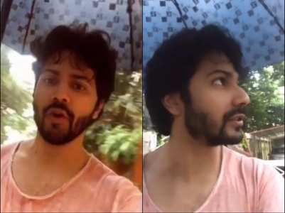 Video: VD turns into a weather forecaster