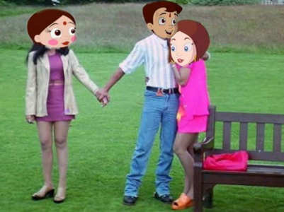 Clarification from Chhota Bheem's makers