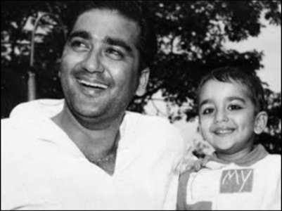 Sanju remembers dad on his birth anniversary