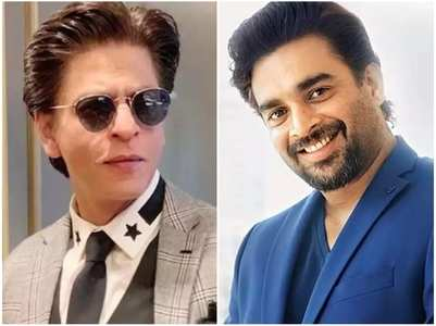 SRK to have a cameo in Madhavan's Rocketry