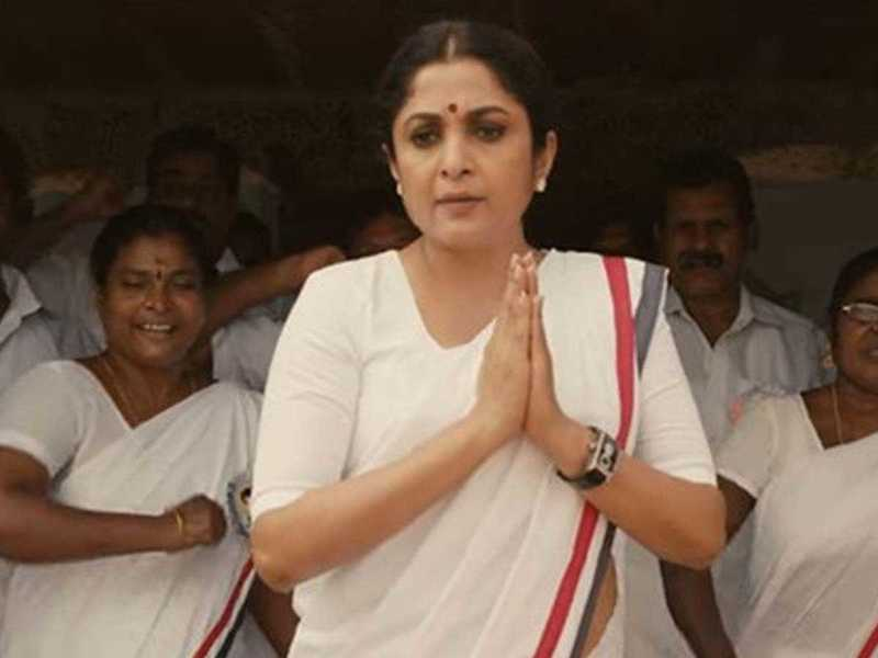 'Queen' season 2 to have more action, thrilling content, says Ramya Krishnan