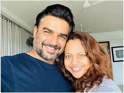 Madhavan's heartfelt message for wife Sarita