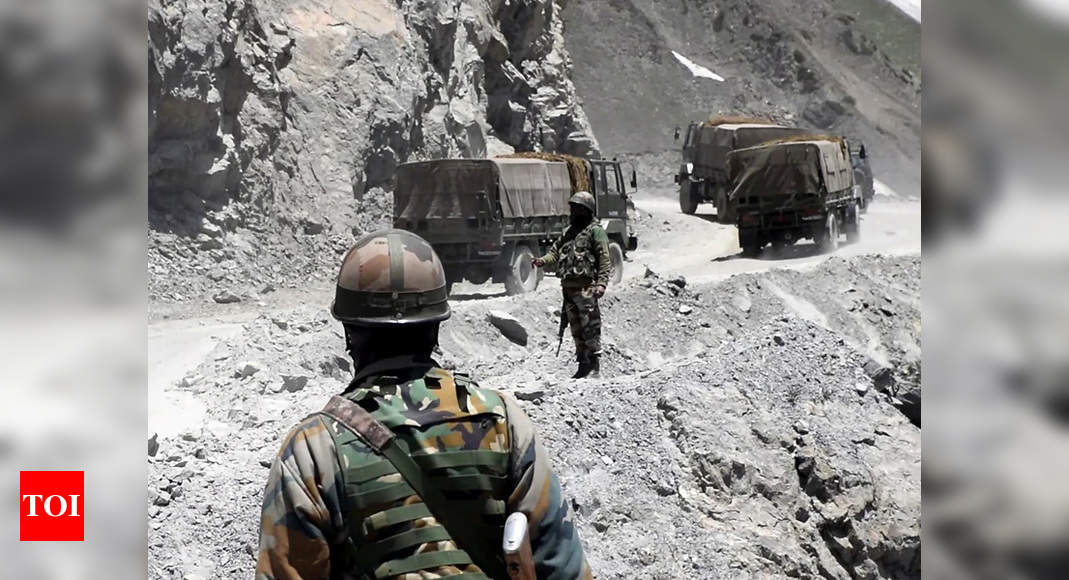 Ladakh standoff: Indian and Chinese armies hold Lt General-level talks with 'positive approach' | India News – Times of India