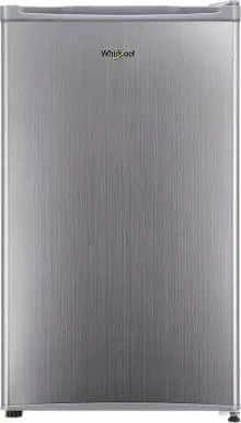Whirlpool 93 L Direct Cool Single Door 2 Star (2020) Refrigerator(Silver, 115 W-ATOM PRM 2S STEEL-G)