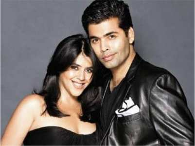 KJo wishes Ekta Kapoor on her birthday